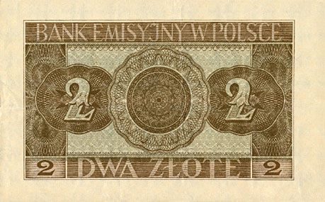 Generalna Gubernia 2zl 1940 1