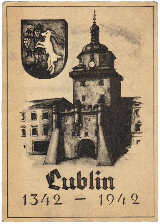 Lublin 1342-1942