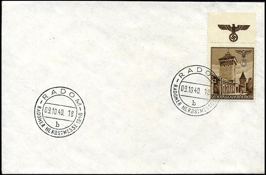 Kasow ik nr 5 - Radom-Radomer Herbstmesse 1940 (X – XI. 40)