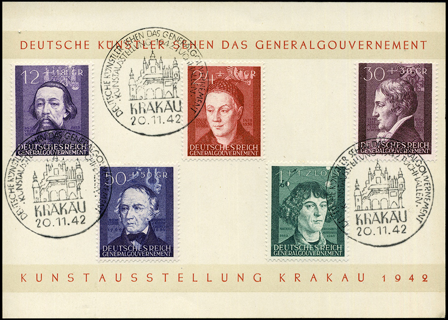 Kasownik 26 - Deutsche Künstler sehen das Generalgouvernement 1942