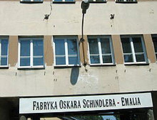 Historia fabryki Oskara Schindlera