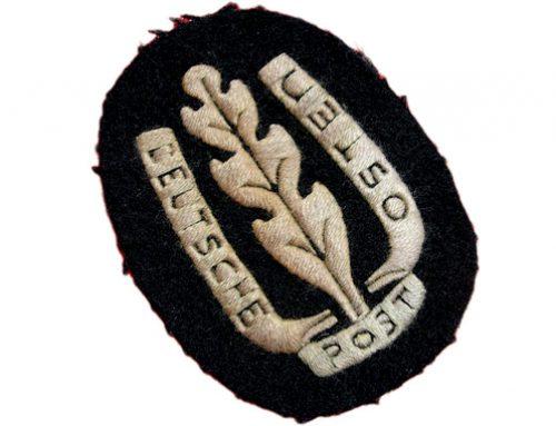 Naszywka na mundur Deutsche Post Osten