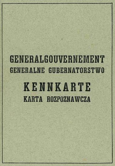 GG-kennkarte