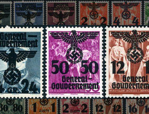 Odmiany wydania przedrukowego 14-39 z 1940 roku