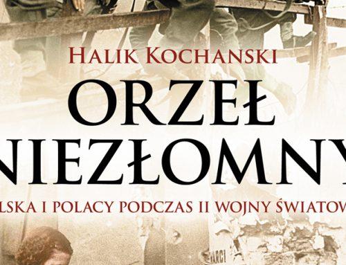 Orzeł niezłomny. Polska i Polacy podczas II wojny światowej – promocja książki
