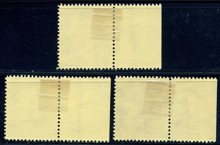 Znaczki GG Seria Fi. 89-91 1942 r. czyste * MH zmarginesem-1173