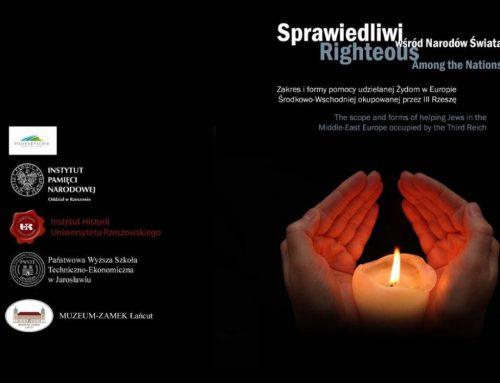 """Międzynarodowa konferencja naukowa """"Sprawiedliwi wśród Narodów Świata – Rzeszów, 24 marca 2014"""