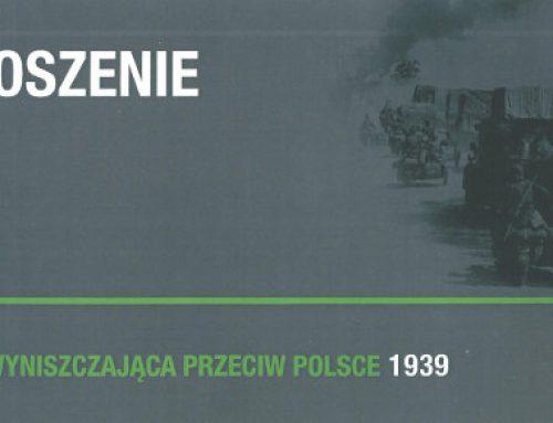 Wojna wyniszczająca przeciw Polsce 1939