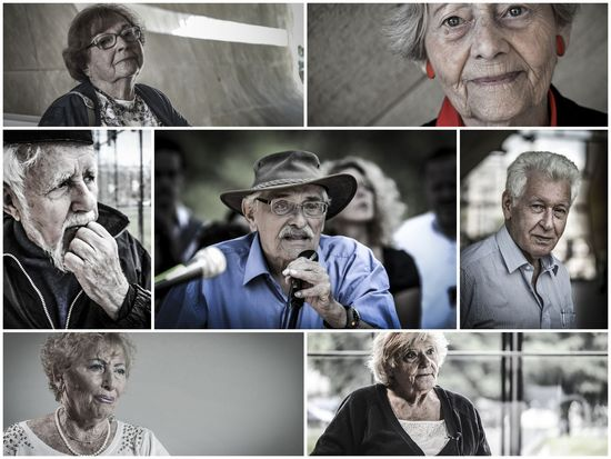 Oni przeżyli Zagładę. Relacje Ocalałych z Holokaustu