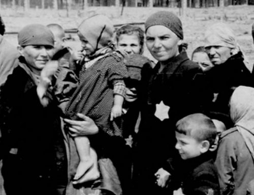 27 stycznia – Międzynarodowy Dzień Pamięci o Ofiarach Holokaustu
