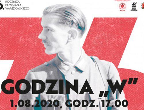 Program obchodów 76. rocznicy Powstania Warszawskiego
