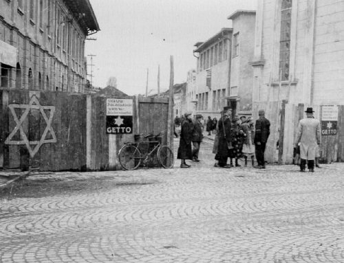 Wykład online – Tworzenie getta warszawskiego 15.11.2020
