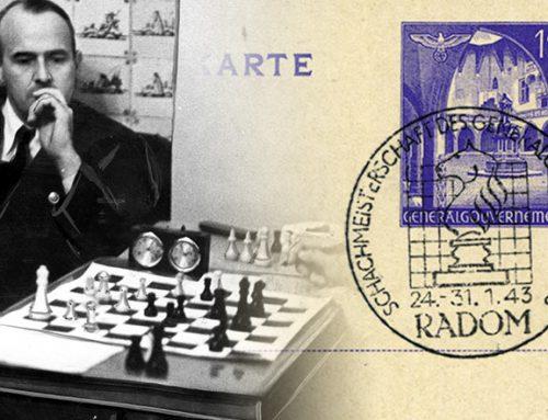 Mistrzostwa szachowe Generalnego Gubernatorstwa – Radom 24-31.01.1943