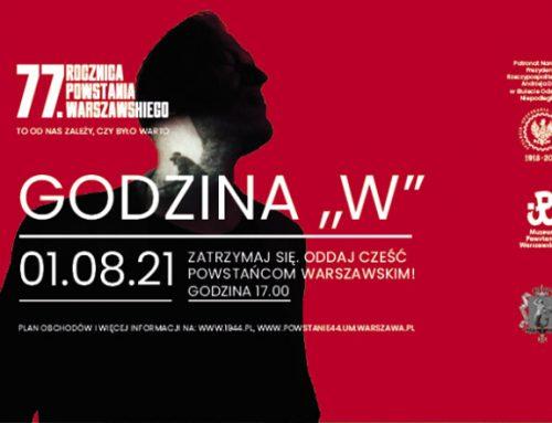 Program obchodów rocznicy wybuchu Powstania Warszawskiego